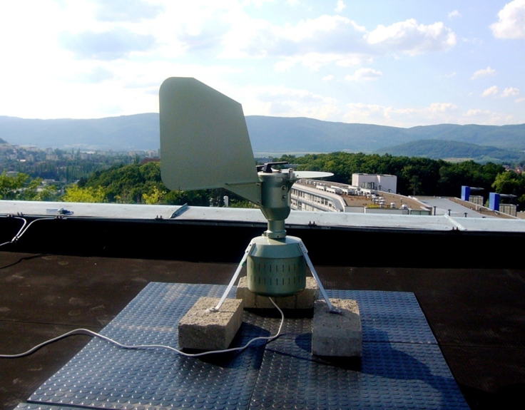 Pylový lapač Burkard (MN Ústí nad Labem)