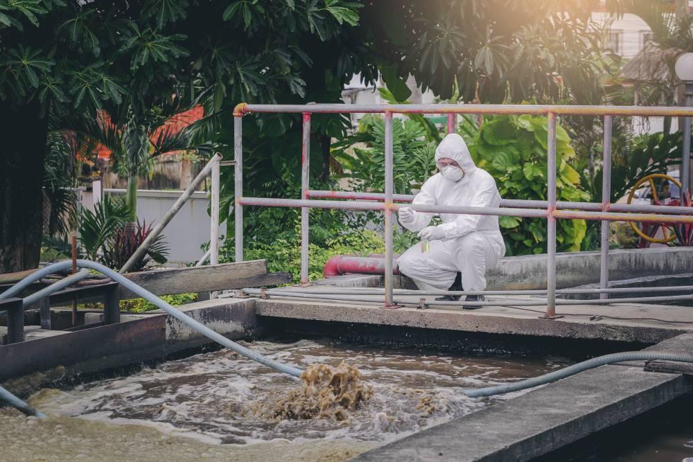 Rozbory odpadní vody